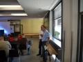Kurz vor dem Start der Physikanten & Co. am JFG