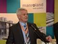 Prof. Ulrich Thalhofer, Vizepräsident der Hochschule Augsburg